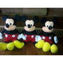 Peluche Mickey Y Minnie Por Mayor ! Preciosos! Gigantes 50cm