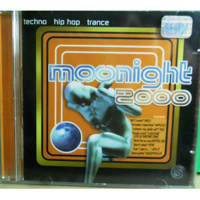 Cd Moonight 2000 Lacrado