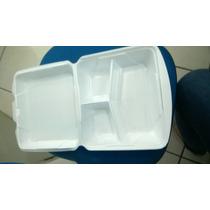 Marmitex Isopor Cryovac 3div Caixa/100