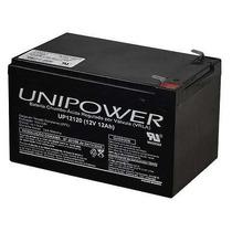 Bateria Up12120 - 12v 12ah Selada Recarregável Unipower