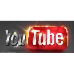 Vinheta De Abertura E Capa Banner Para O Youtube (promoção)