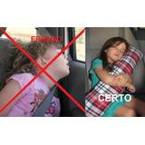 Protetor Para Cinto De Segurança Almofada Infantil Adulto