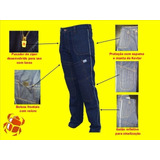 Calças Jeans Masc Motociclista C Proteção Kevlar Ultimas