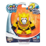 Mr Potato Head Cara De Papa Heroes Transformers Bumblebee