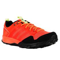 Zapatillas Adidas Kanadia 7 Trail Hombre Rojo