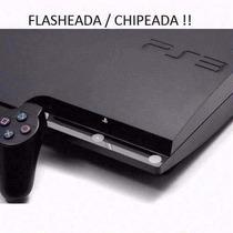 Sony Playstation 3 Combos Flasheadas 2017