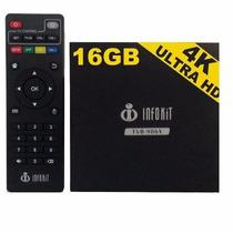 Google Tv Box 4k 906x 16gb Full Hd 6.0 Android Mini Hdmi