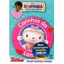 Dvd Doutora Brinquedos Carinhos Da Lambie