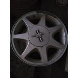 Juego De Rines 16 De Aluminio Para Cougar Mercury 94-97