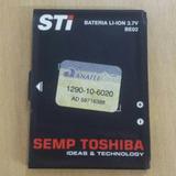 Bateria Celular Sti Be02 Semp Toshiba Original Nova Pr Entr