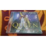Cd Freddie Mercury Lacrado