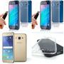 Capinha Tpu Celular Samsung Galaxy J2 Duos + Pelicula Vidro