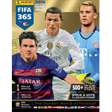 Album Fifa 365,incompleto A Pegar(408 De 488)