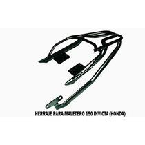 Parrilla Maletero Soporte Trasero Honda Invicta Armo Parts
