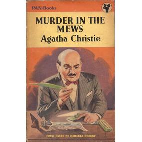 Susaeta2010 Agatha Christie Murder In The Mews Inglés Poirot