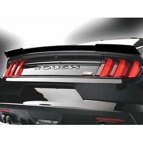 Aleron Spoiler Fibra De Carbon Mustang 2015 Turbo Gcp