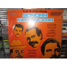 La Sonora Matancera La Autentica Disco Lp Seminuevo