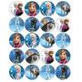 100 Toppers Tag Personalizados Sem Haste Cupcakes, Docinhos