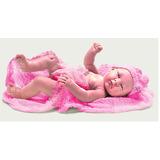 Kit 2 Bonecas Bebê Tipo Reborn Bebe Anjo Criança Promoção