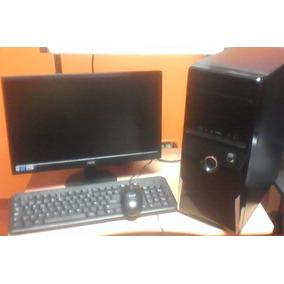 Computadora Amd Sempron /2gbram /160d.d + Monitor 18.5