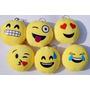 Llaveros Emoticones Emojis Peluche Plush Regalos Aka