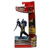 Power Ranger Super Megaforce Doble Action Blue Azul