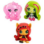 Juguete Monster High Draculaura Minis Conseguir Fantasmal,
