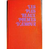 Poemas De Amor + Pinturas Y Arte Libro En Francés - 1976