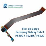 Flex De Carga Samsung Galaxy Tab 3 - P5200 / P5210 / P5220