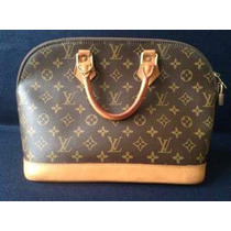 Bolso Louis Vuitton Lv Monogram Alma Satchel Mk Coach Ch
