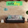 Sofa Sillon Living 2 Cuerpos Y Medio Cordoba Gomaes Piero Sa
