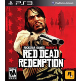 Red Dead Redemption Ps3 Nuevo Original Fisico Caja Sellada