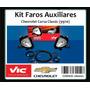 Kit 2 Faros Auxiliares Antiniebla Corsa Classic (99/10)