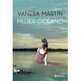 Mujer Oceano Vanesa Martín