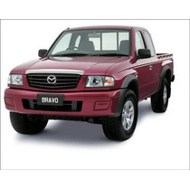 Capot Para Moldura Superior Mazda B2500 04-07