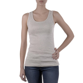 Musculosa Basic Tank Lee Mujer