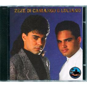 Cd Zezé Di Camargo E Luciano 1992 - Vol.2 ( Lacrado)