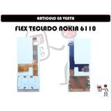 Flex Teclado Nokia 6110 Nuevo Somos Tienda Fisica
