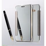 Capa Case Flip Cover Espelhada Celular Galaxy J7 J710 Metal