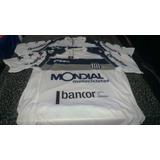 Camiseta Talleres De Cordoba Kappa Original De Coleccion 2da