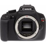 Canon Eos T3 Impecable Con Cargador Y Bateria Nueva