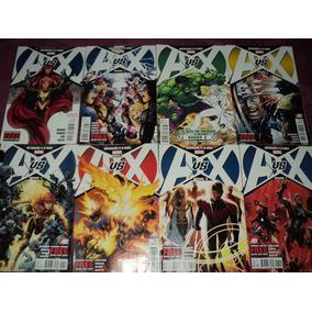 Avengers Vs. X-men. Completa. En Ingles. Envio Gratis!