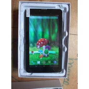 Celular Tablet, 3g/7 Android 5.1, Igb Ram 8gb Interna