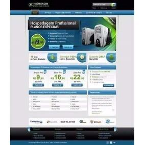 Host Php P/ Site Revenda De Hospedagem Script Whmcs Pro Host