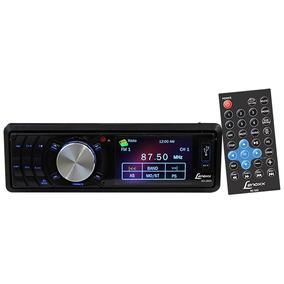 Mp3 Player Automotivo Lenoxx Tela Lcd 3 Fm, Mp3/4 - Ad2601