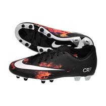 Chuteira Nike Mercurial Vortex Ii Cr7 Fg Original Tamanho 44