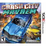 Nintendo 3ds - Crash City Mayhem