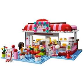 Salón De Lego Amigos Heartlake Para Mascotas Niños, Juego