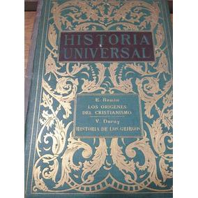 Novisima Historia Universal (5 Tomos) (faltan Tomos 1 Y 6)
