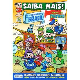 Revista Saiba Mais - Descobrimento Do Brasil